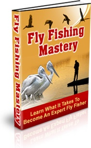 Ebook cover: Fly Fishing Mastery