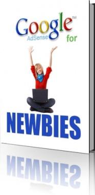 Ebook cover: Google AdSense for Newbies
