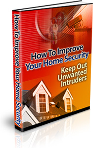 Ebook cover: How to Improve Your Home Security