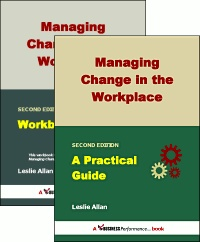Ebook cover: Managing Change in the Workplace: A Practical Guide