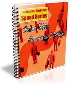 Ebook cover: Online Traffic Generation Methods