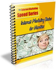 Ebook cover: Internet Marketing Basics for Newbies