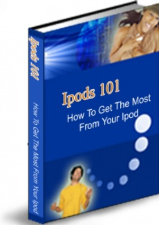 Ebook cover: Ipods 101