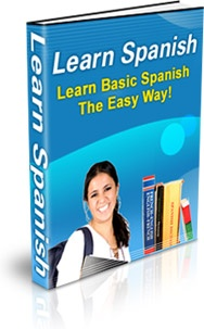 Ebook cover: Learn Spanish