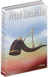 Ebook cover: PROUD NONsmoker