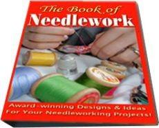Ebook cover: Needlework