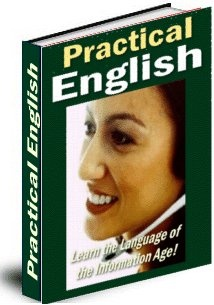 Ebook cover: Practical English