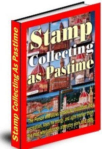 Ebook cover: Stamp Collecting as Pastime