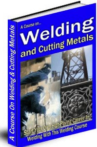 Ebook cover: Welding and Cutting Metals