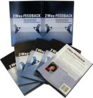 Ebook cover: 2 Way Feedback: How to Build More Effective Staff Relationships Through a Culture of Constructive Feedback