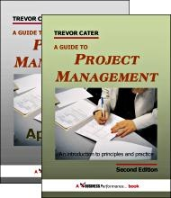 Ebook cover: A Guide to Project Management: An Introduction to Principles and Practice