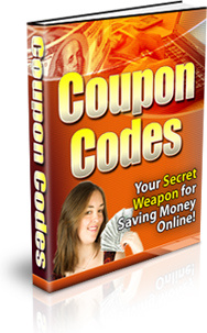 Ebook cover: Coupon Codes