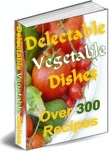 Ebook cover: Vegetable Dishes