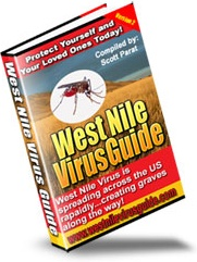 Ebook cover: West Nile Virus Guide