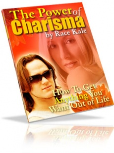 Ebook cover: How To EXPLODE Your Charisma Quotient