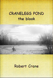 Ebook cover: CRANELEGS POND the blook
