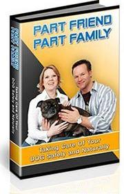 Ebook cover: Part Friend, Part Family