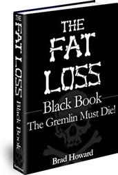 Ebook cover: Fat Loss Black Book