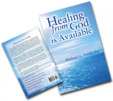 Ebook cover: Healing from God Is Available