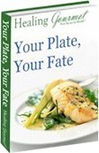 Ebook cover: Your Plate, Your Fate