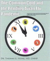 Ebook cover: The Common Cold and the Pending Avian Flu Pandemic