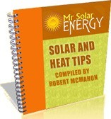Ebook cover: SOLAR AND HEAT TIPS