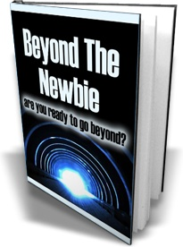 Ebook cover: Beyond The Newbie