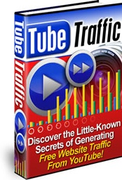 Ebook cover: YouTube Traffic