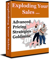 Ebook cover: Exploding Your Sales