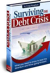 Ebook cover: Surviving the Debt Crisis