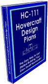 Ebook cover: Hovercraft Design Plans
