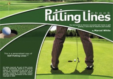 Ebook cover: Golf Putting Lines