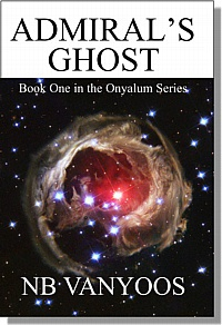 Ebook cover: Admiral's Ghost