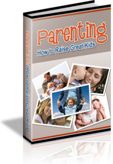 Ebook cover: 75 Parenting Tips