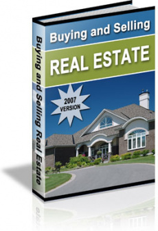 Ebook cover: 101 Real Estate Tips