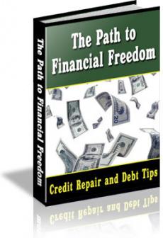Ebook cover: 101 Credit Repair Tips