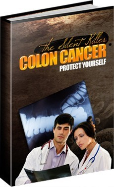 Ebook cover: Colon Cancer - Protect Yourself