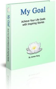 Ebook cover: My Goal! Achieve Your Life Goals