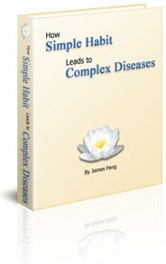 Ebook cover: How Simple Habit Leads to Complex Diseases