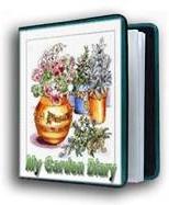 Ebook cover: My Garden Diary