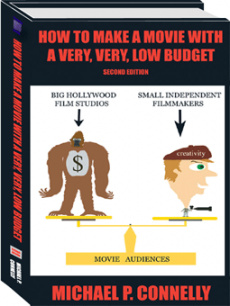 Ebook cover: How To Make A Movie With A Very, Very, Low Budget