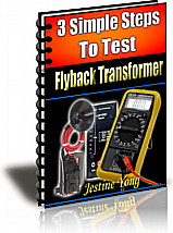 Ebook cover: 3 Simple Steps To Test