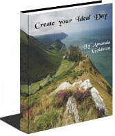 Ebook cover: Create Your Ideal Day