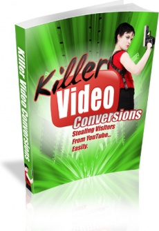 Ebook cover: The 7 Simple Steps To Killer Video Conversions