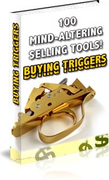 Ebook cover: Buying Triggers