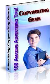 Ebook cover: Copywriting Gems