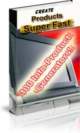Ebook cover: Super Fast Products