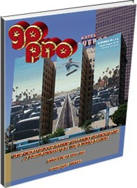 Ebook cover: Go Pro: The Definitive Guide On How To Become A Professional Skateboarder