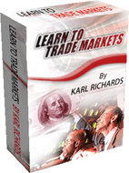 Ebook cover: Learn to Trade Markets