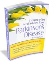 Ebook cover: Parkinson's Disease